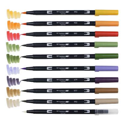 Tombow Aqueous Brush pen