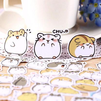 Kawaii Hamster Stickers