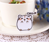 Kawaii Hamster Stickers