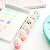 6 Kawaii Mini Egg Markers