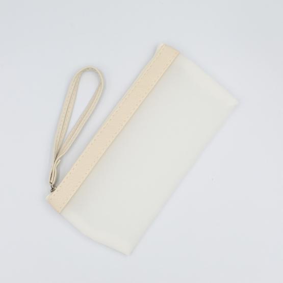 Porta-lápis Simples - bege