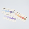 Round Shape Color Sticky Notes