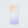 Long Ombre Sticky Note Pad -roxo