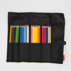 Coloured Pencils Roll Up Case 24 colour set