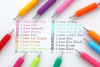 Zebra Sarasa Push Clip Gel Pen - 0.3 mm