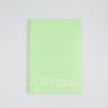 KOKUYO Twin Ring Notebook B5 - verde