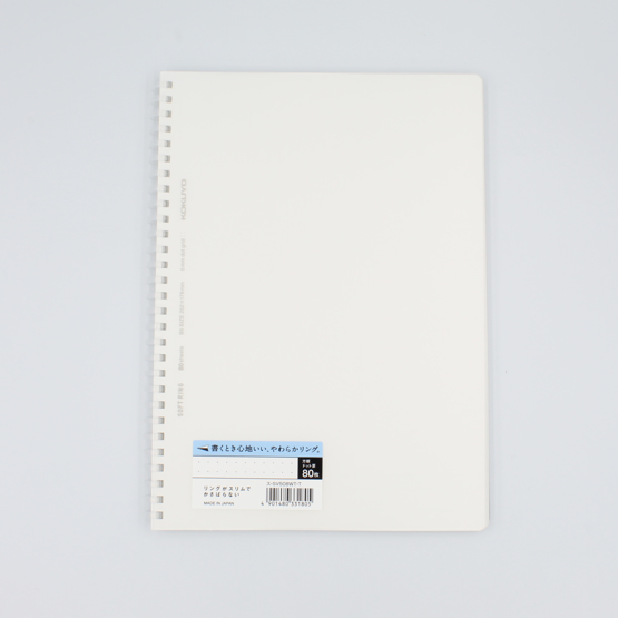 KOKUYO soft Ring Notebook
