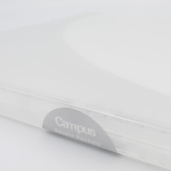 KOKUYO Campus Binder Transparency A4