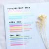 Zebra Mildliner Brush Pen - Conjunto Mild & Fluorescent