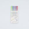 Zebra Midliner Brush Pen - Conjunto Refined