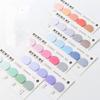 Round Shape Color Sticky Notes