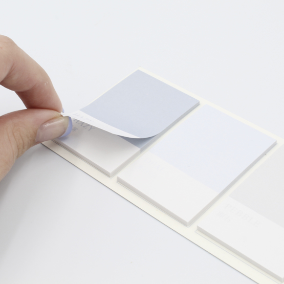 Four Colours Sticky Notes