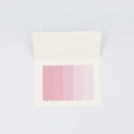 Post-its Gradient Flag