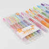 Caneta de gel Pilot Juice 0.38mm - Conjunto 6