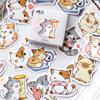 Little Chibi Cat Stickers