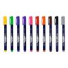 Conjunto 10 Brush Pens Tombow Fudenosuke