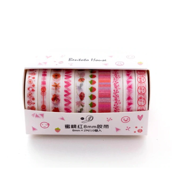 Colorful Day Washi Tape