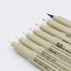 Marcadores Sakura Pigma Micron - Conjunto 6