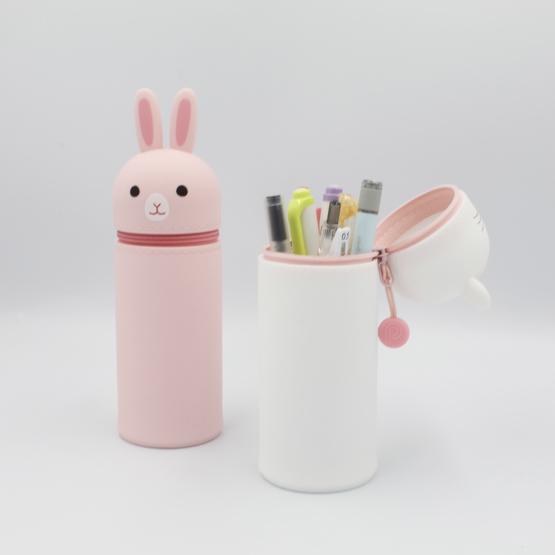 Stand Pencil Case Puni Labo