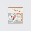 Autocolantes Japanese Paper - Japão